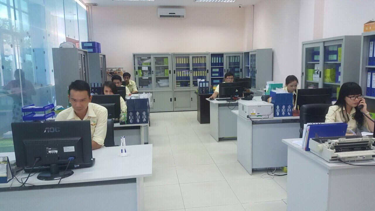 Liên Nông Việt Nam tuyển CNKT Hóa học