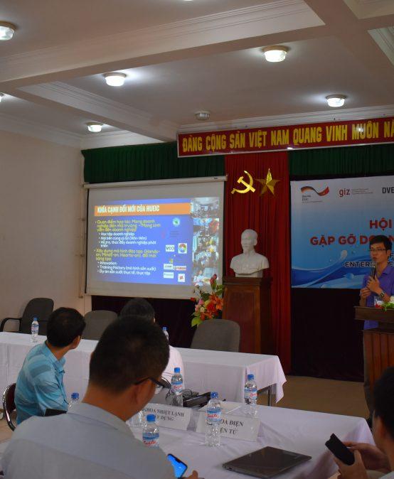 Hội nghị Kết nối doanh nghiệp và lập Hội đồng tư vấn nghề Thoát nước và Xử lý nước thải