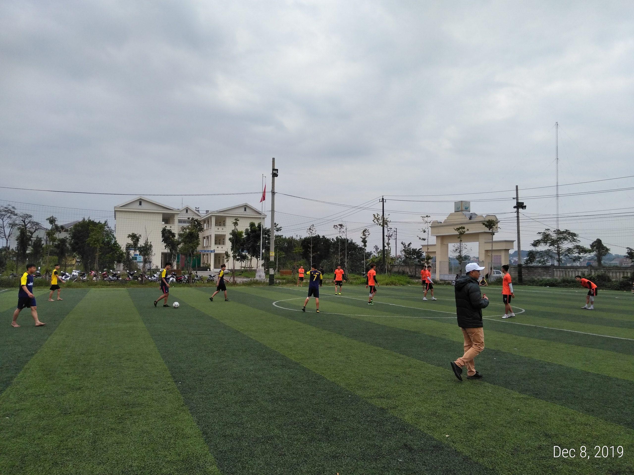 Giải bóng đá liên chi đoàn Kỹ thuật Công nghệ