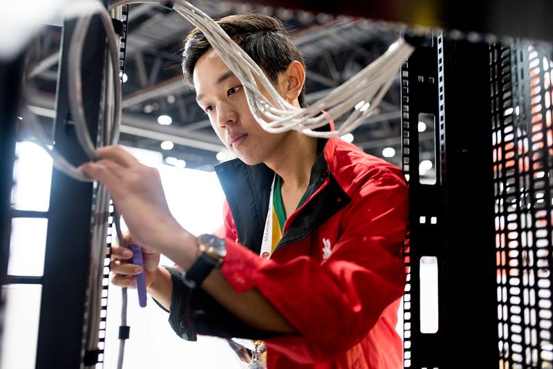 Chọn thí sinh cho kỳ thi tay nghề thế giới nghề Công nghệ nước tại Thượng Hải